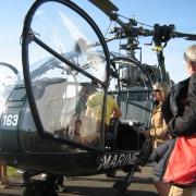 Presentation Alouette II