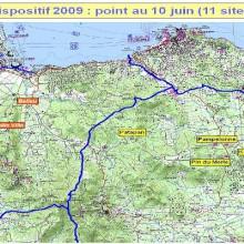 Protocole d'accord relatif au transport aérien sur la presqu'île de St Tropez
