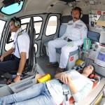 L'organisation du service médical d'urgence héliporté (SMUH)
