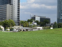 Heliport de Paris