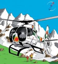 Développement durable et citoyen de l'hélicoptère
