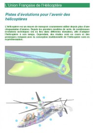 Brochure Hélicoptère du futur
