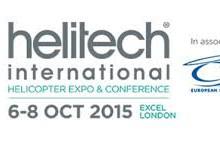 Le Salon HELITECH 2016 ouvre ses portes le 11 octobre