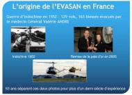Les évacuations sanitaires héliportées en France