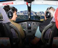 Le fondateur de BLUGEON HELICOPTÈRES, Christian Blugeon fête ses 30 000 heures de vol !