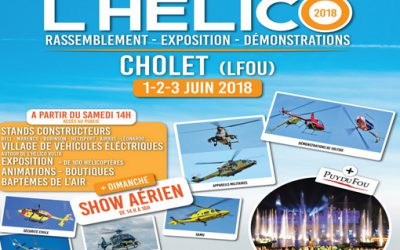 L'HELICO 2018 – meeting de Cholet