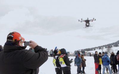 Engagement d'un travail Européen pour la régulation des drones
