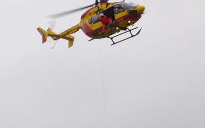 Pour qu'un hélicoptère vienne vous aider un jour, ils doivent tous voler tous les jours